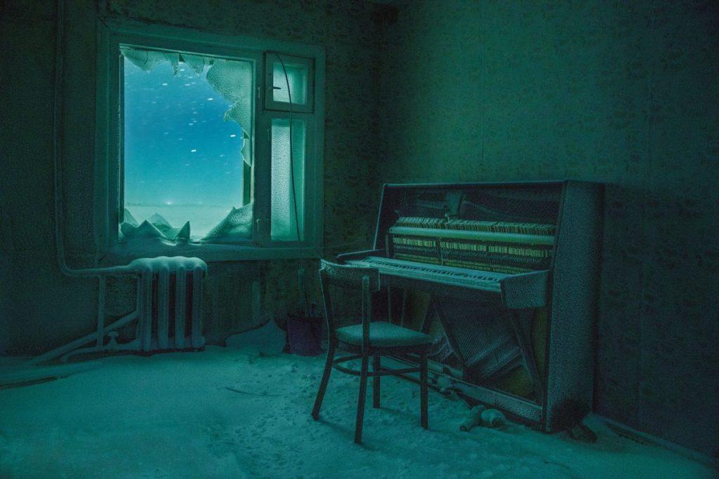 อาร์กติก, เปียโน, ขั้วโลกเหนือ