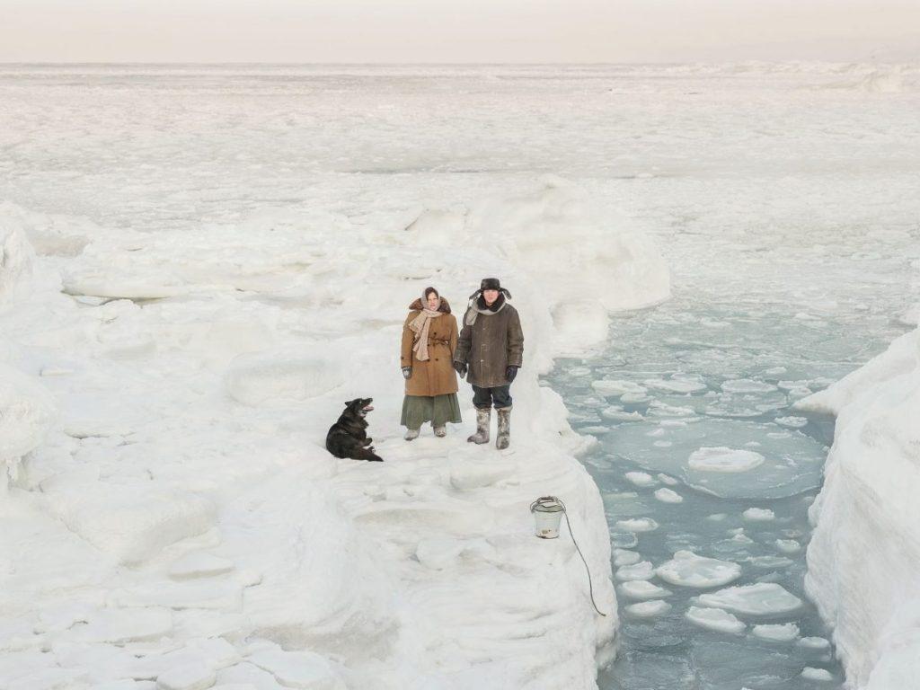 อาร์กติก, ทะเลขาว, รัสเซีย
